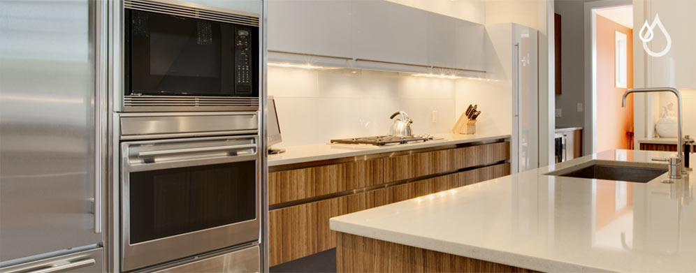 We love... shiny kitchens